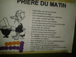 Rugaciunea muncitorului francez