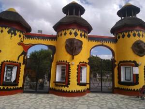 Parcul zoo Friguia