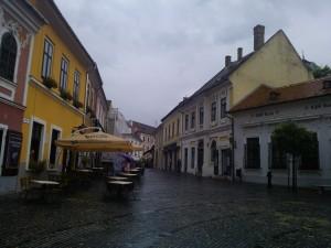 Vedere din oraselul Szentendre