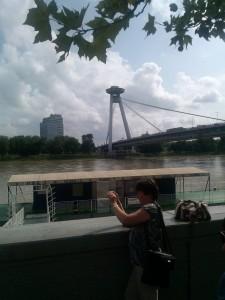 OZN-ul de pe pod