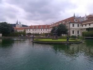 Gradina din Praga