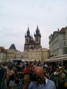 Vedere din Praga