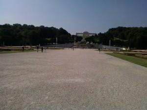 Gradina Schonbrunn