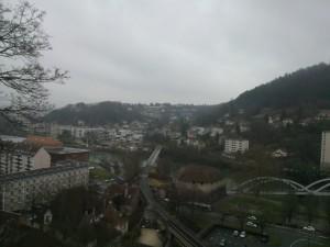Orasul vazut de la citadela