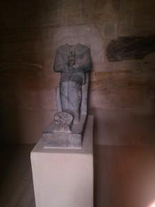 Statueta lui Amun-Ra