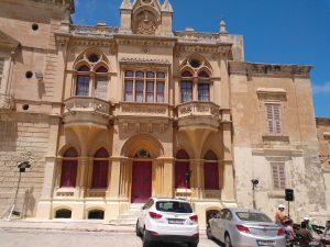 Arhitectura cetatii Mdina