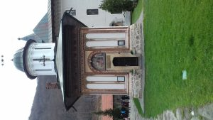 Vechea biserica a Manastirii Turnu