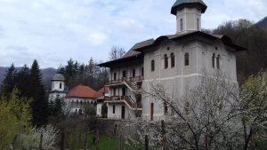 Noua biserica a Manastirii Turnu