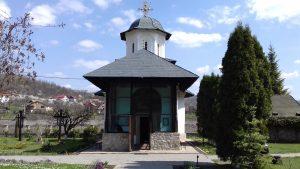 Biserica manastirii Ostrov