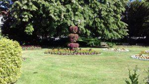 Parcul din Leamington
