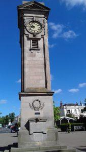 Turnul cu ceas din Leamington