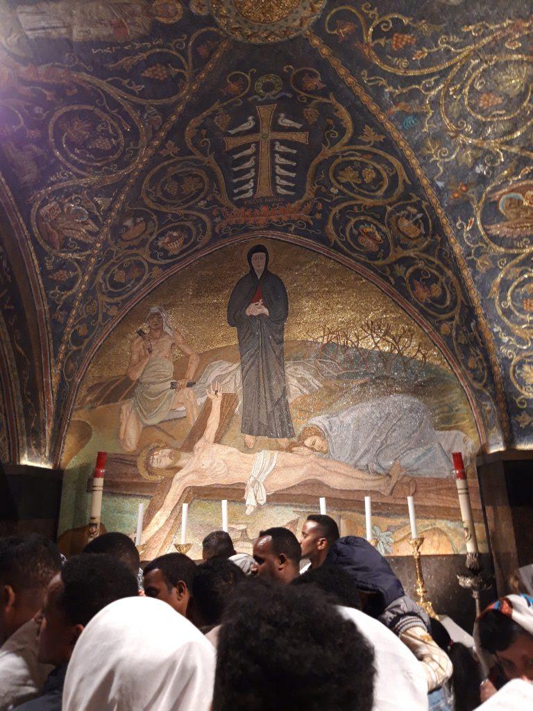 Locul unde a fost crucificat Isus